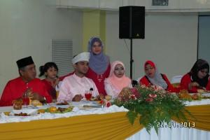 Majlis Perkahwinan Azrin dan Ramzalikha