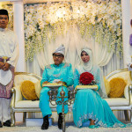 kolej islam sultan alam shah klang kahwin-5