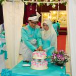 kolej islam sultan alam shah klang kahwin-7