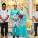 kolej islam sultan alam shah klang kahwin-9