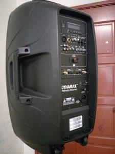 Portable pa system sewa